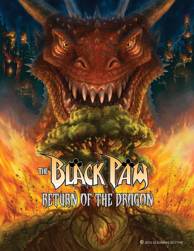 The Black Paw Vol.1 ROTD by GleamingScythe