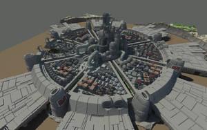 Minecraft Midgar