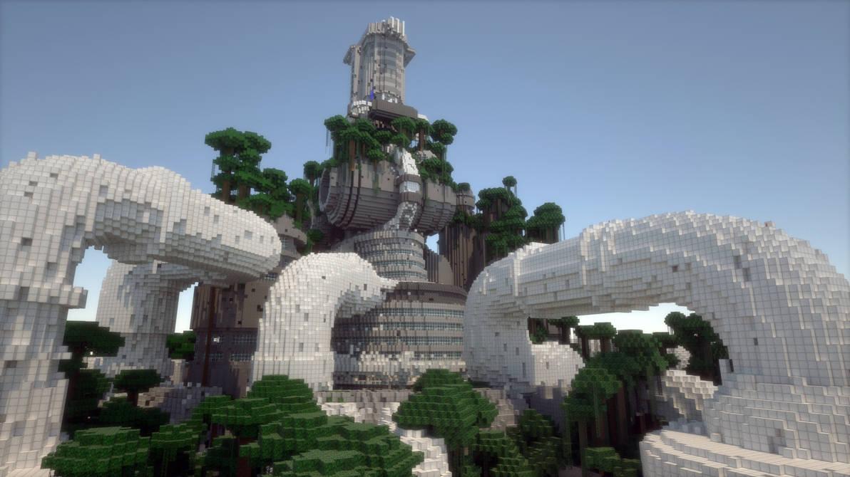 ruins in minecraft