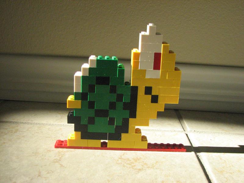 LEGO Koopa by NeonWolfi