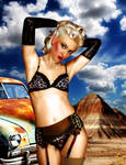 Pin up sandra 488