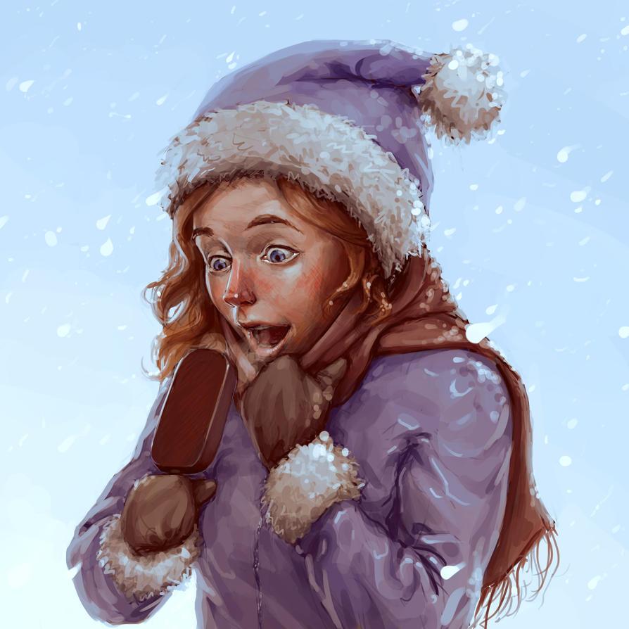 Eskimo Pie by Wickard