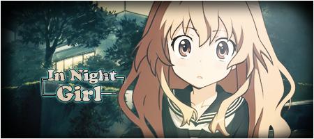 In Night Girl by csnoji