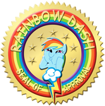 Rainbow Dash Seal of Approval