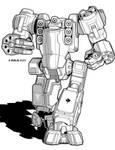 Helghan Army: Medium Princeps PRIN-1HR
