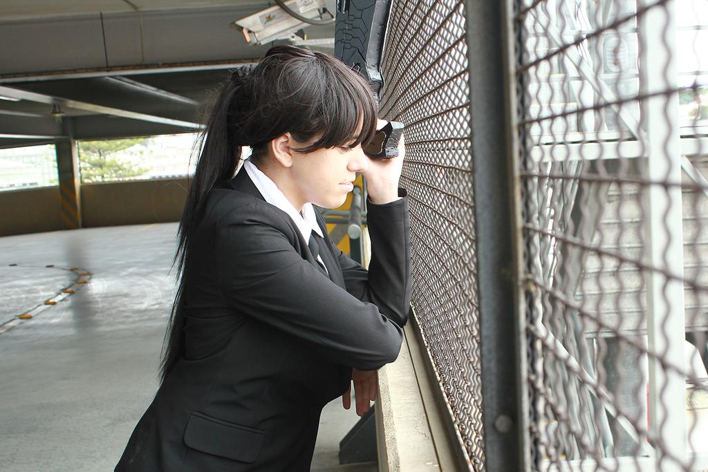 Yayoi Kunizuka by Nakahara-Sunako
