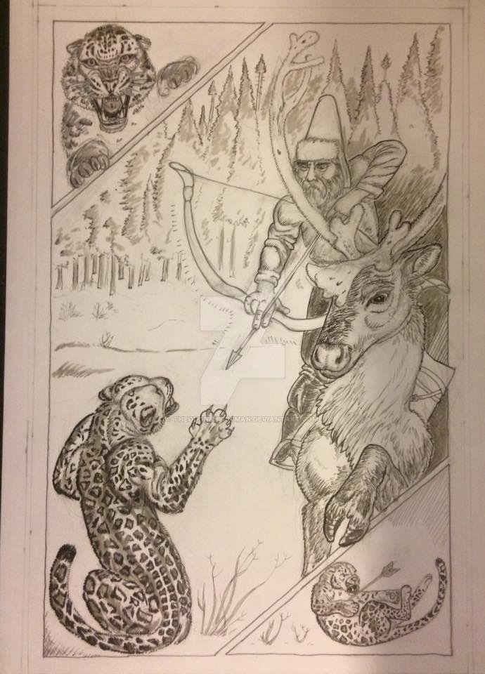 Utogg page 1 by TheodoreHeistman