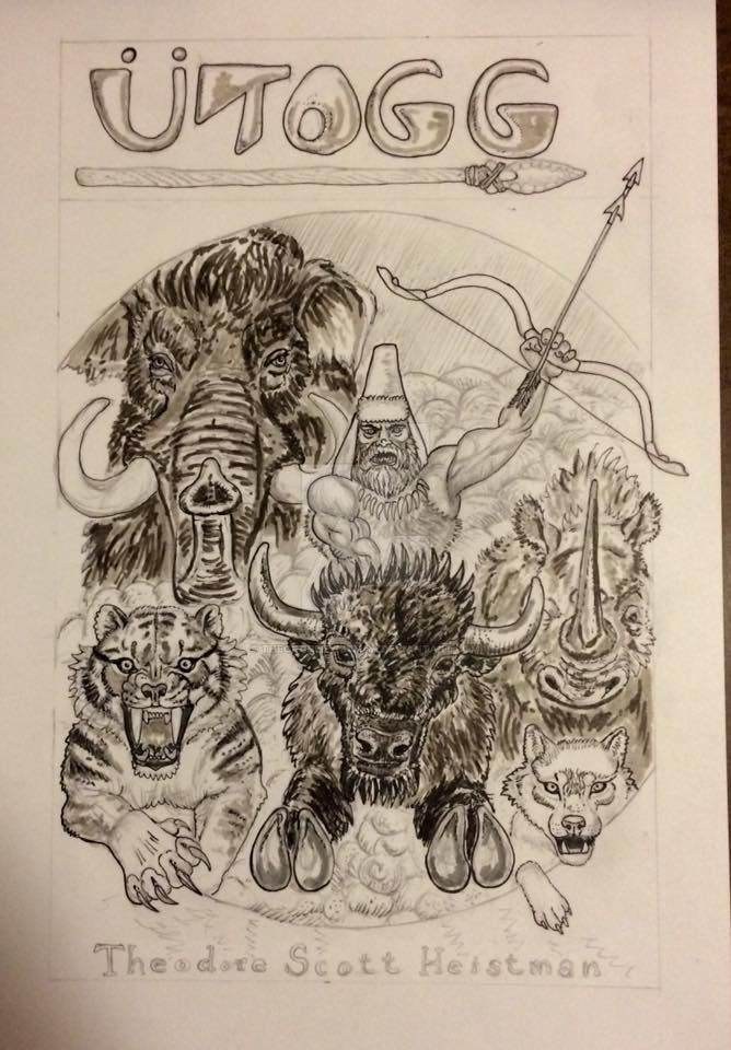 Utogg Cover by TheodoreHeistman