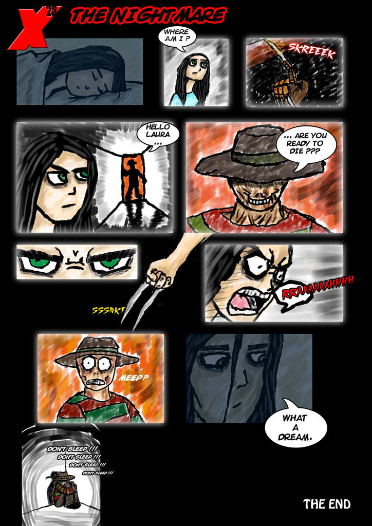 X-23 The Nightmare by MCV-Azarias