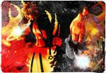 Naruto vs. Sasuke muscular 2