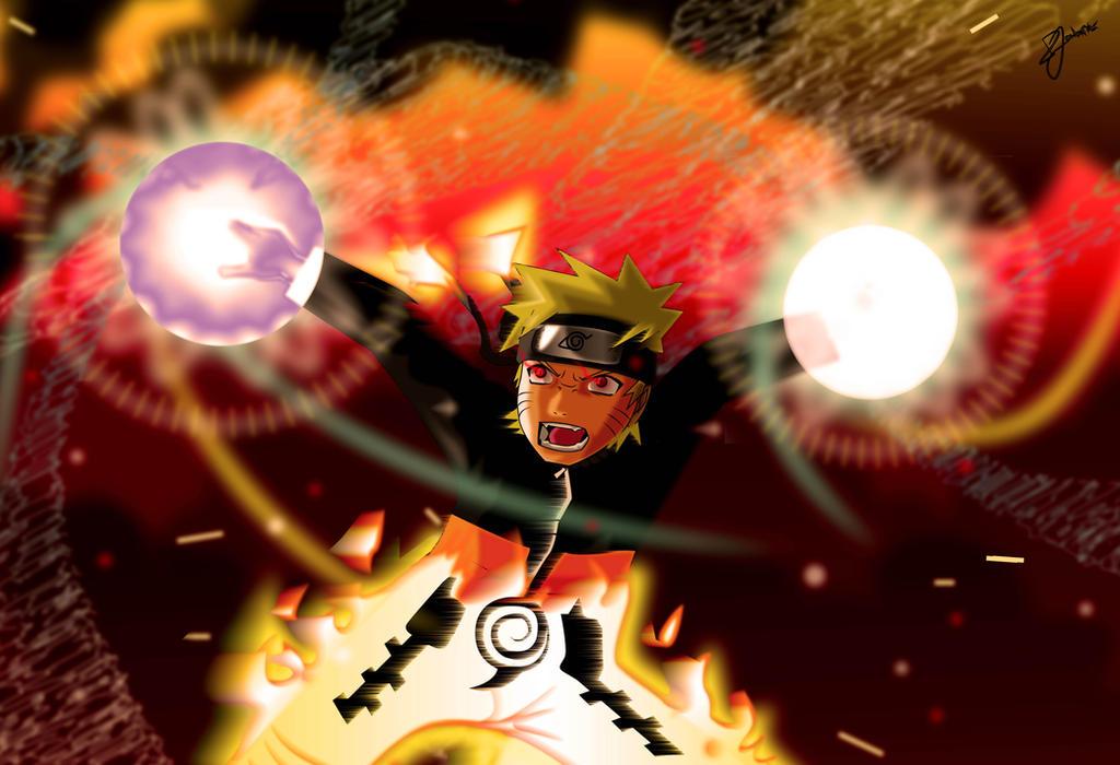 Naruto's War by ZuJankowskaProject