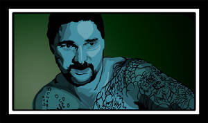 Mark 'Chopper' Reed by Mnollock