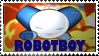 Robotboy Stamp by NIKY123