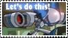 Robotboy: Let's Do This Stamp