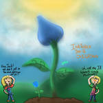 Sketch 52 - Inktober Day 14 Overgrown
