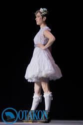 Otakon 2018 Lolita Fashion Show by RiftwingDesigns