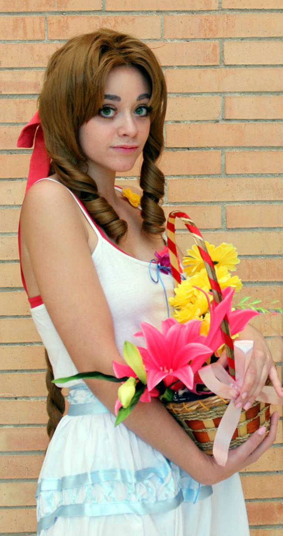 Flowers girl