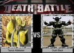 Taurus Aldebaran vs Oushi Black