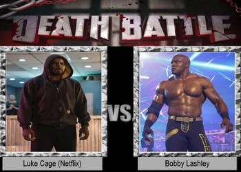 Luke Cage vs Bobby Lashley