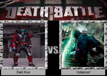 Dark Kiva vs Voldemort