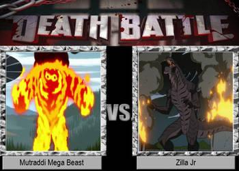 Mutraddi Mega Beast vs Zilla Jr