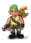 Gnome Machinist