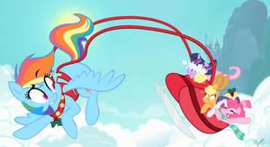 MLP- Jingle Bells ft. Rainbow Dash