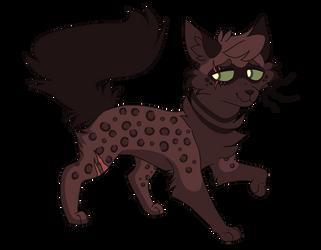 CattyAngel Art Trade Part 1 by doggie31