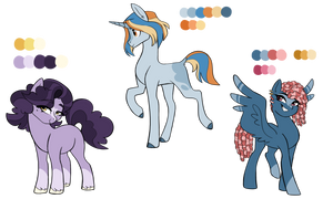 [CLOSED] MLP Adoptables #01