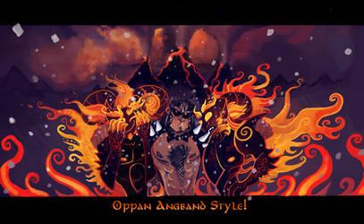 Sauron - Oppan Angband Style