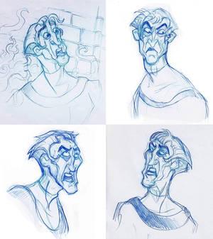 Frollo sketches
