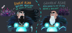 Raven Ashe