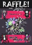 [CLOSED] Adopt Raffle - Skellixi vs Glitch Beasts!