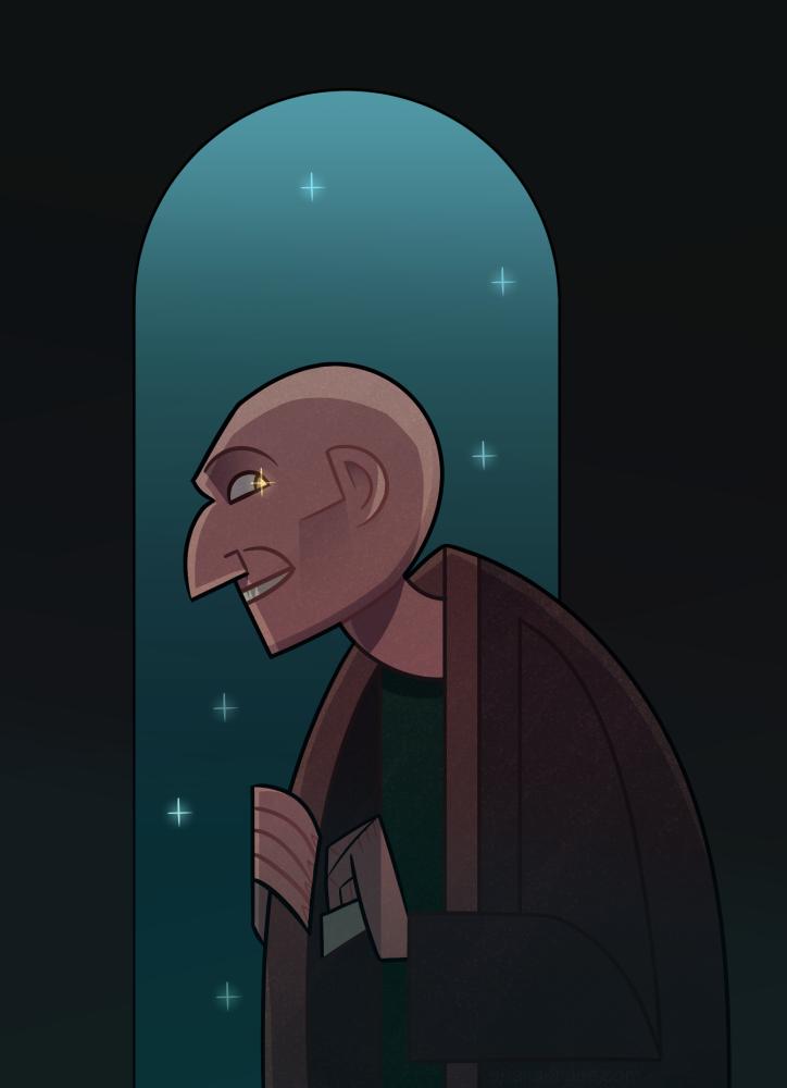 Day 9: The Grandfather (Zlu)