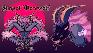 [CLOSED] Sunset Werewolf
