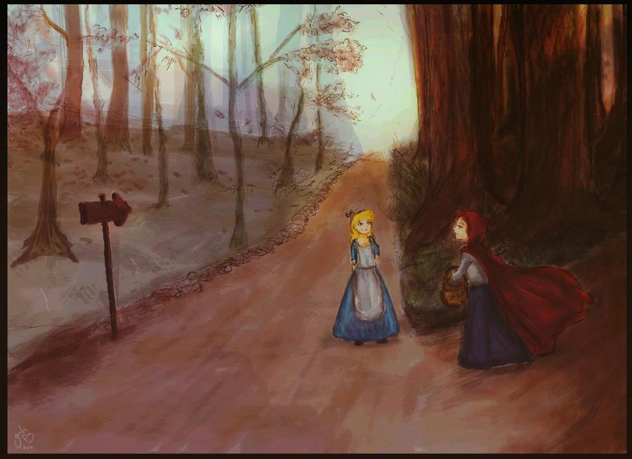 Tales Misplaced by kihara0907