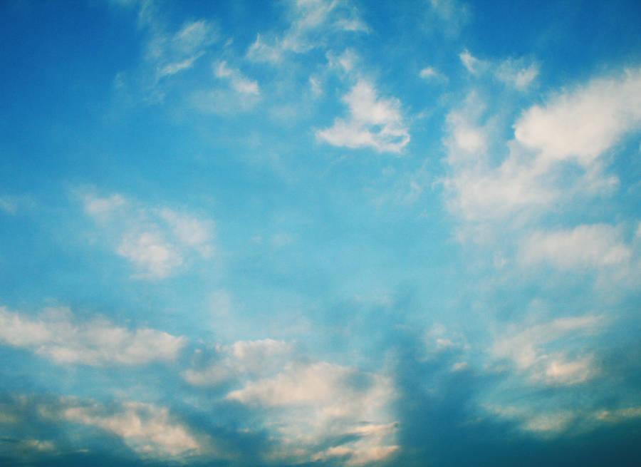 blue sky by cattycass