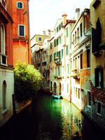 Venice canal by cattycass