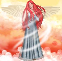 Konoha's angel 3 : Kushina by MimiSempai