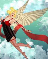 Suna's angel : temari by MimiSempai