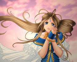 Ah my goddess! : Belldandy