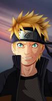 Naruto chap 693 : Determination