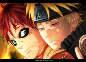 Gaara Naruto : I won't let you die