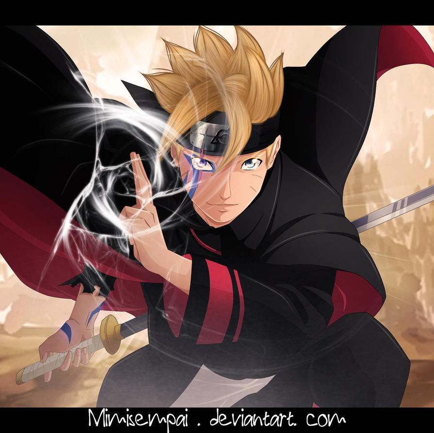 Boruto Deviantart: Boruto : I Am A Ninja By MimiSempai On DeviantArt