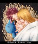 Fairy Tail 514 : Natsu please come back to us