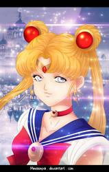 Sailor Moon by MimiSempai