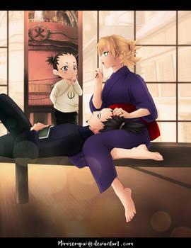 Naruto_Family Happiness