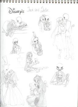 Disney's Jack and Sally