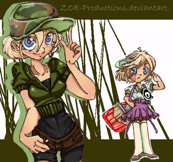 2008 Army ID by ZOE-Productions