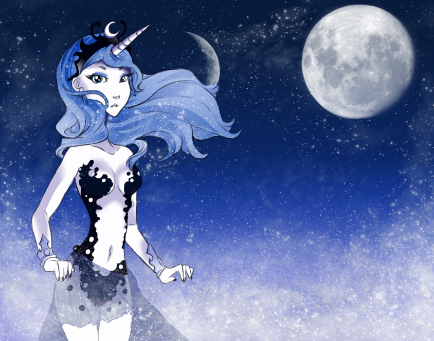 MLP - Moon  Dancer by ZOE-Productions